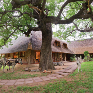 Blyde River Canyon Lodge in Zuid Afrika